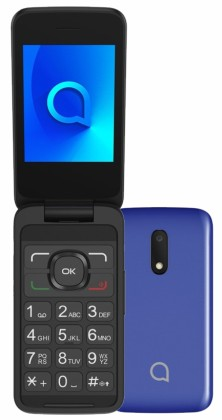 Alcatel 3025X Matallic Blue (singleSIM)